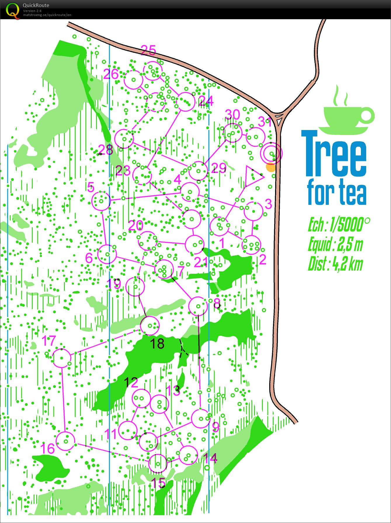 Tree For Tea (30/01/2016)