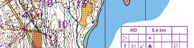 WOC 2019 training package /// pose MD Ise (13.06.2018)