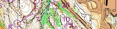 Training package WOC 2019 /// la pose de la galère (2018-06-19)