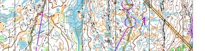 Training camp - Halden (5) // WOC 2019 training  (25-10-2018)